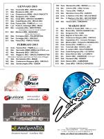 Programma - Orchestra Comandini