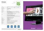 "Brochure Activa One 23"" Touch screen"