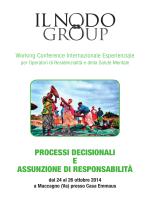brochure - Agenzia Mosaico. Eventi a Torino.