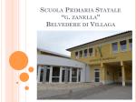 """scuola primaria statale """"g. zanella"""" belvedere di"""