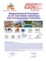 Download - Biogeochemical Processes at Air – Soil