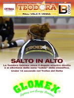 SALTO IN ALTO - Teodora Ravenna
