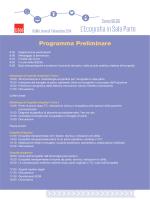 EcoParto14 programma preliminare 27Jan