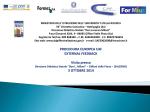 procedura europea - Direzione Didattica Giffoni Valle Piana