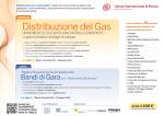 Distribuzione del Gas - Istituto Internazionale di Ricerca