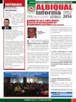 ESE A.Informa 3 2014 ok:House Organ Albiqual