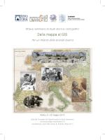 Mappa Gis 2014 - FlyerA5 - Associazione Italiana Insegnanti