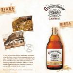 La birra Grevensteiner Original non filtrata, naturalmen- te