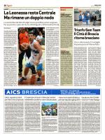 BresciaOggi - GAM TEAM BRESCIA