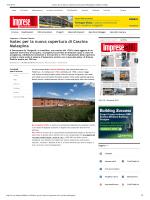 Isotec per la nuova copertura di Cascina Malaspina