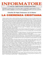 "Info CP 12/14 - Comunità Pastorale ""Visitazione di Maria Vergine"""