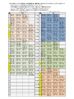 組み合わせ表;pdf