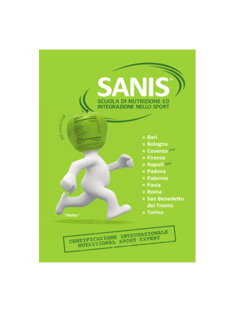 brochure della Scuola