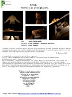 Scheda artistica - GASP | Galleria dello Spettacolo