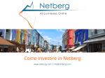 Come investire in Netberg