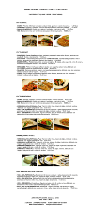 - GIGIMI: Polpette di farina di soia con verdure miste