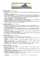 Programma tour Normandia e Bretagna