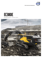 EC380E - Volvo Construction Equipment