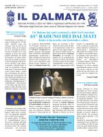 Il Dalmata n. 85 - Adriatico Unisce
