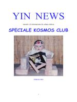 SPECIALE KOSMOS CLUB - Libreria Cristina Pietrobelli