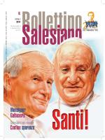Aprile 2014 - Bollettino Salesiano