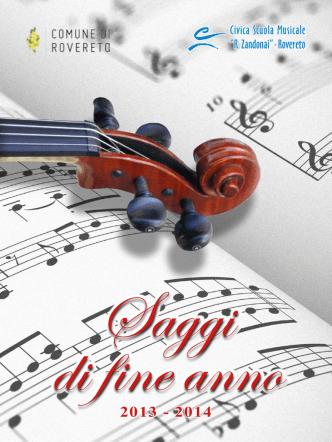 """Civica Scuola Musicale """"R. Zandonai"""" - Rovereto"""