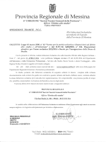 REGIONE SICILIA. Legge 10 marzo 2000, n° 62