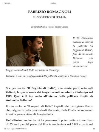 Articolo in PDF - Fabrizio Romagnoli