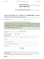 E16.05 - Domanda iscrizione fattorie sociali
