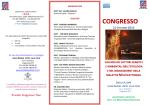 Scarica la Brochure - Dipartimento di Scienze Biologiche