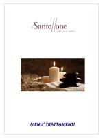 Trattamenti - Il Santellone