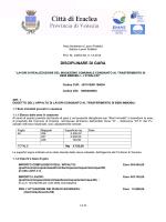 DISCIPLINARE MAGAZZINO - REV04