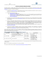 Regolamento tirocini esterni