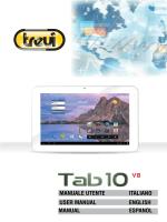 TAB 10 V8 - Trevi S.p.A.