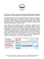 le istruzioni per la compensazione Irpef dei Soci di società