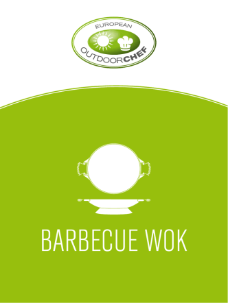 BARBECUE WOK - OutdoorChef