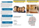 Informazioni Bambini ed Ortodonzia