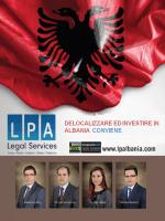 delocalizzare ed investire in albania conviene