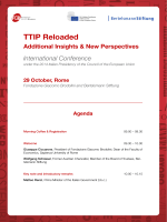 TTIP Reloaded - Fondazione Giacomo Brodolini