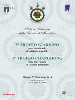 Imp. Trofeo GIARDINO 2014