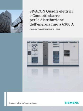 Brochure SIVACON S8