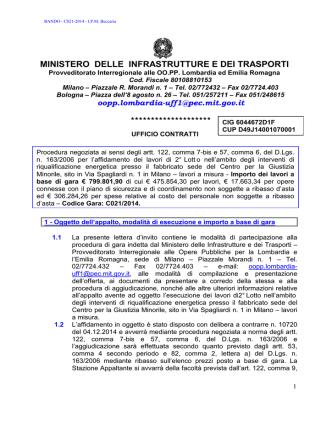 BANDO - C021-2014 - I.P.M. Beccaria