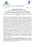 Leggi i dati di Goletta Verde - Bioplastica Mater-Bi
