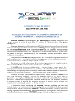 Gourmet Services (PDF - 292 Kb)