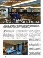 centro congressi klima hotel milano fiere