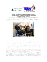 Giovani ricercatori Italiani sviluppano al CERN di Ginevra il prototipo