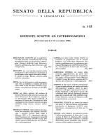 N. 112 - Parlamento Italiano