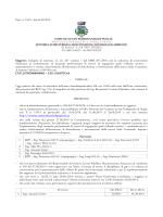Prot. n. 16576 del 04.09.2014 Oggetto: Indagine di mercato, ex art