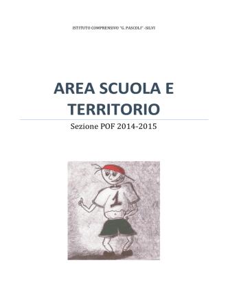 AREA SCUOLA E TERRITORIO - Istituto Comprensivo Silvi Istituto