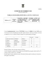 N.30 DEL 23 APRILE RICORSI COMMISSIONE TRIBUTARIA ICI
